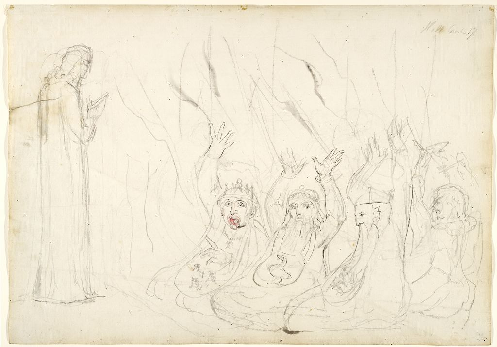 Dante And The Usurers (From Dante's