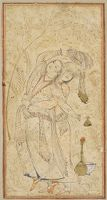 Lovers Embracing, Folio From An Album