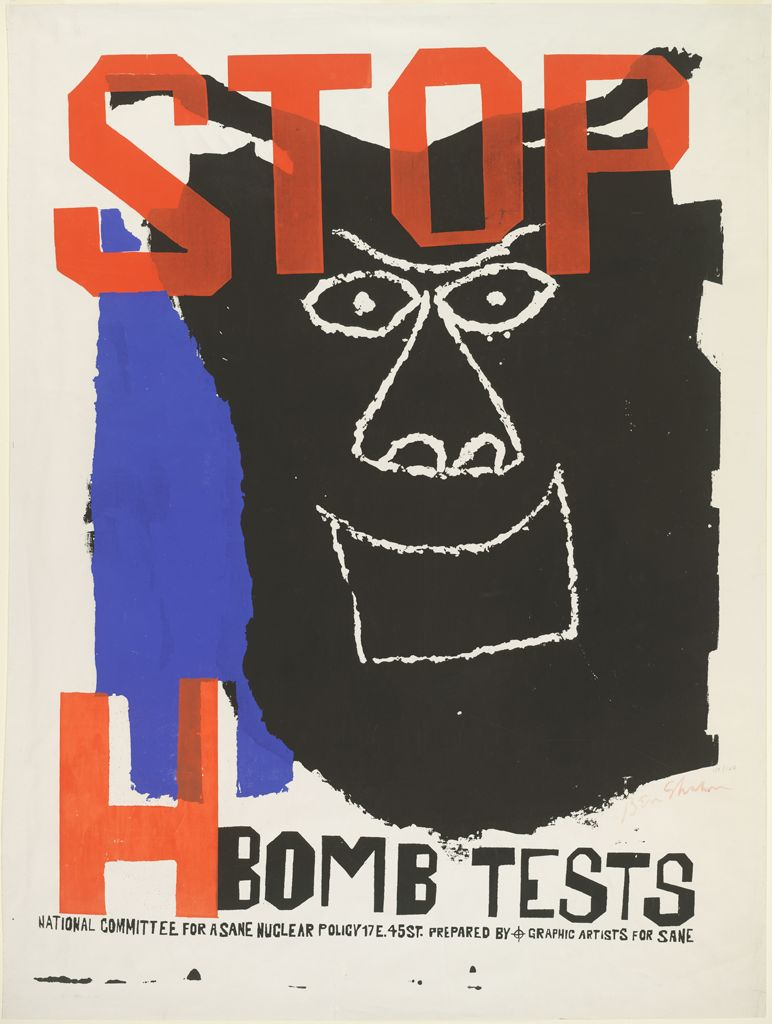 Stop H-Bomb Tests