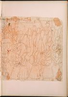 Folio 31 From An Album Of Drawings And Paintings: Women Feasting (Recto); Wedding Procession (Right Half) (Verso)