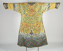 Imperial Robe With Dragon Decor
