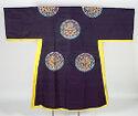 Empress' Court Coat With Dragon-Medallion Decor