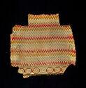 Needlework Seat Cover 1843