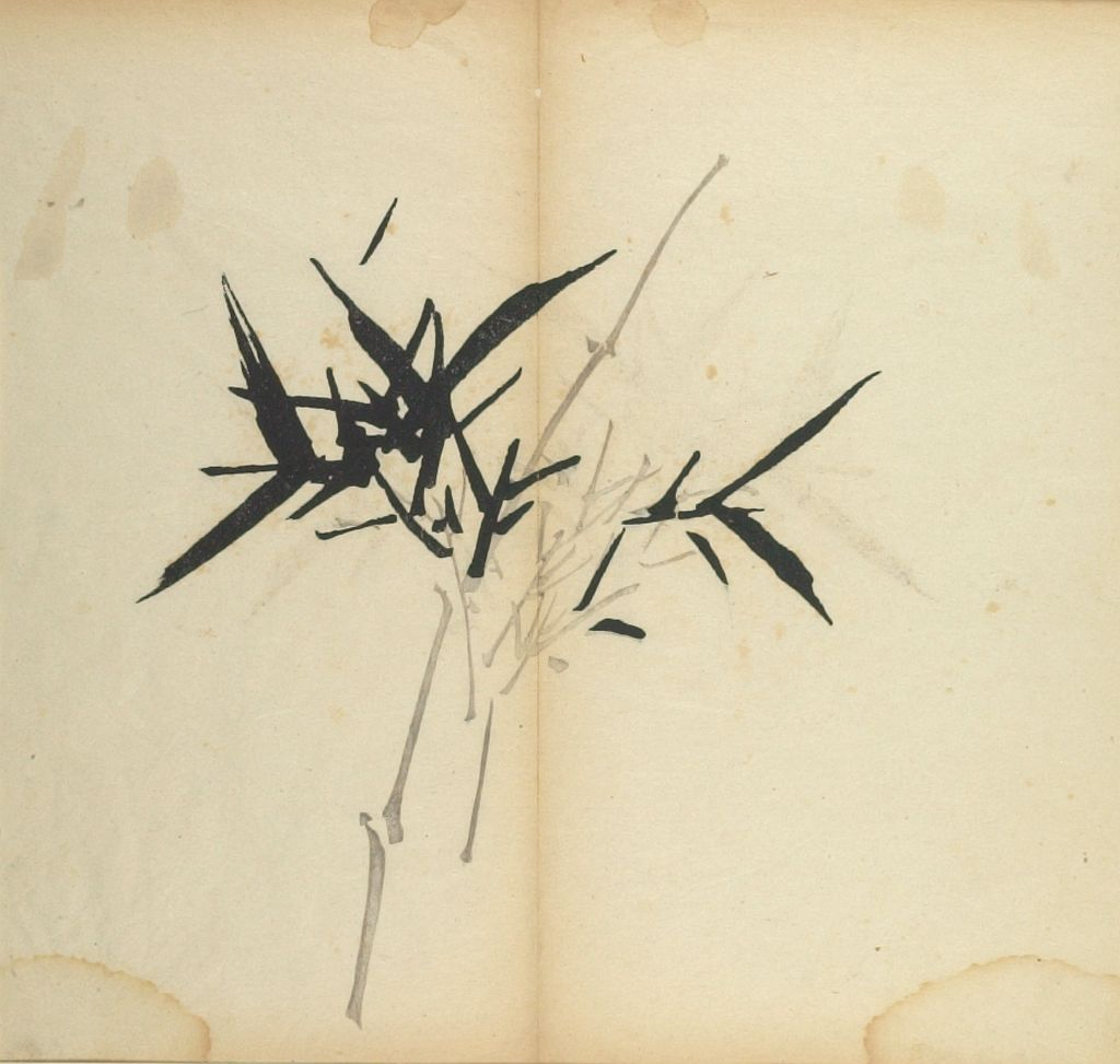 From The Harvard Art Museums Collections Bamboo