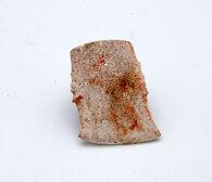 Miniature Notched Jade Axe