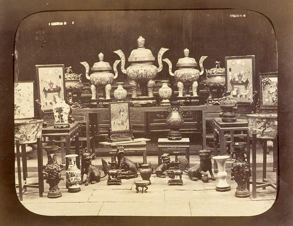 Miscellaneous Chinese Antiques