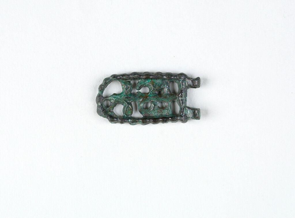 Openwork Belt Ornament