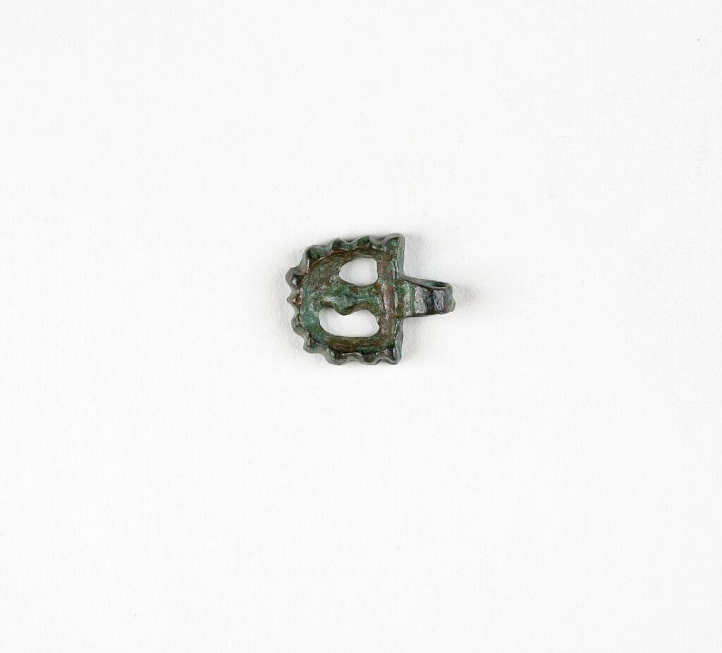 Small Openwork Belt Ornament