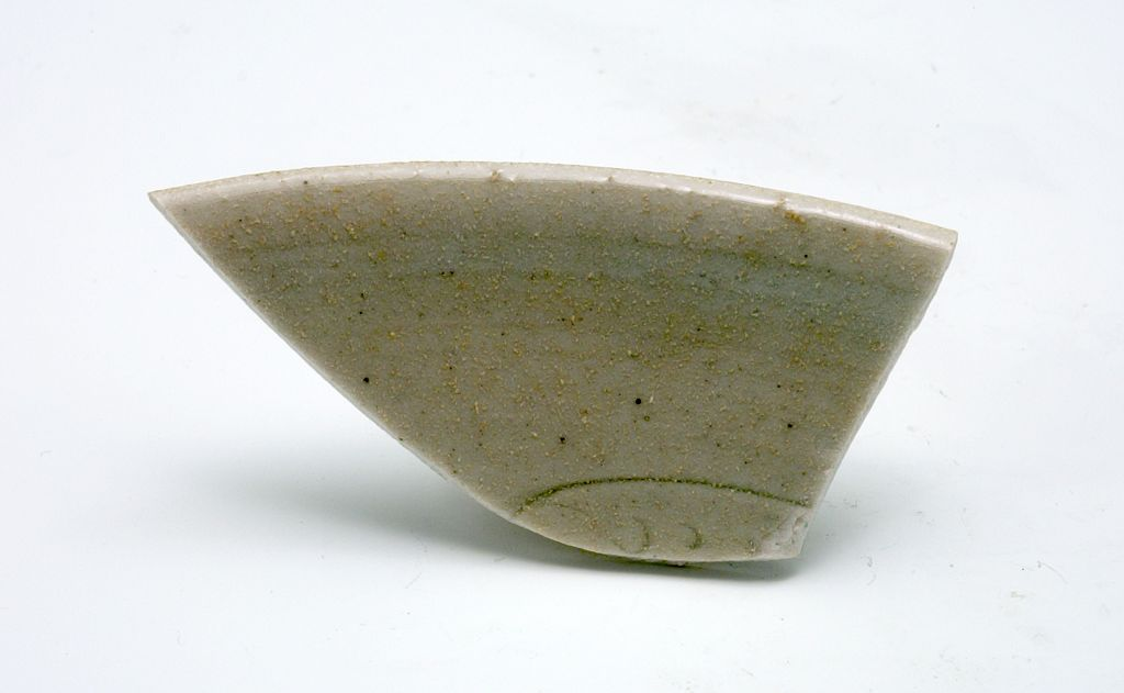 Eleven Fragments Of A Vessel