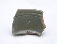Three Sherds from a Dish with Incised Decor