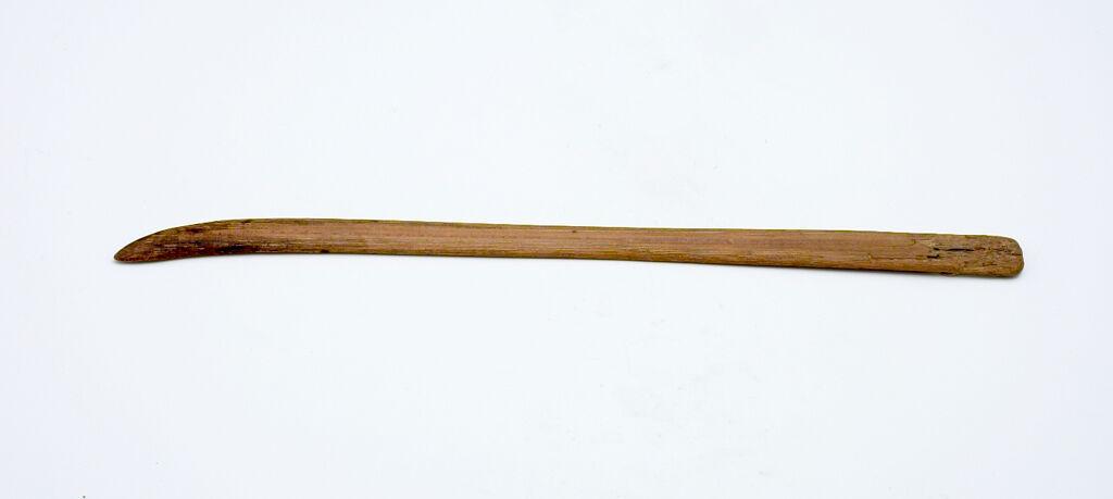 Wick-Trimming Tool For Tankei Lamp