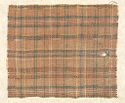 Page From Book Of Okinawan Textiles: 2 Swatches