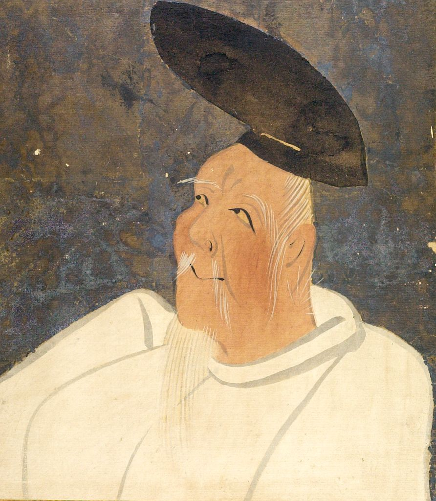 Eighteen Leaves From An Album Of Portraits Of The Thirty-Six Immortal Poets (Sanjurokkasen)