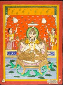 Women in South Asian Art