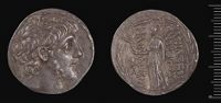 Tetradrachm Of Antiochos Ix Kyzikenos Of Syria