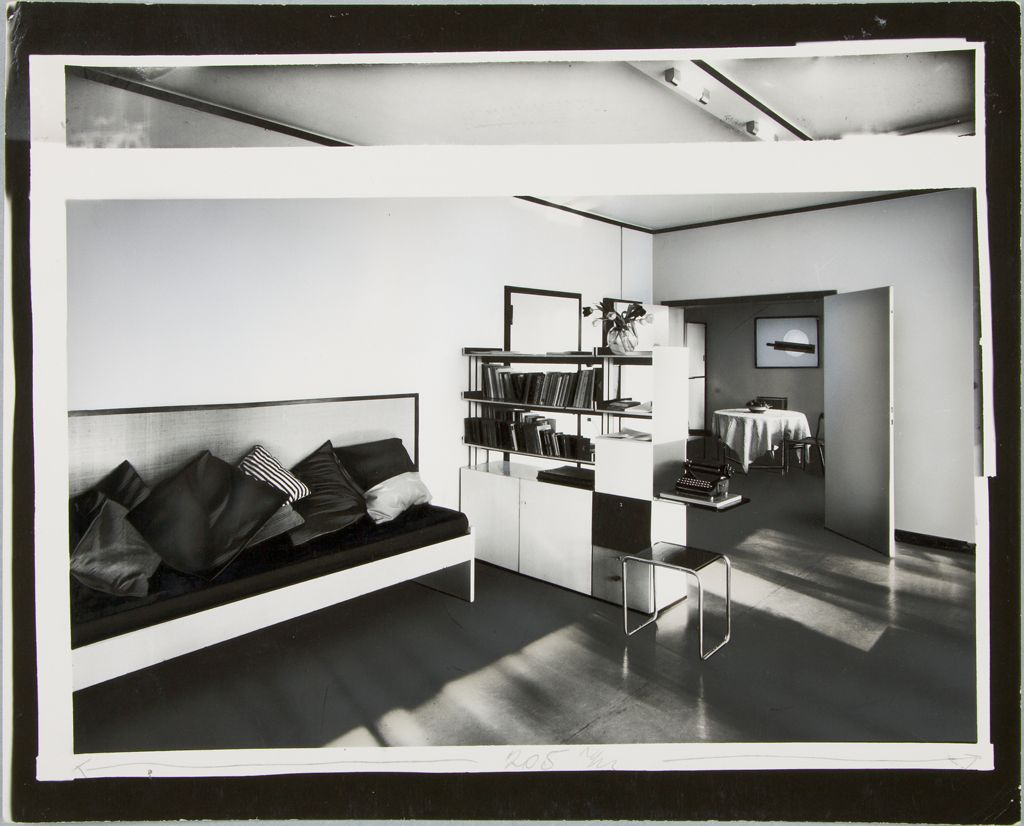 bauhaus living room from the harvard museums collections bauhaus masters 11508