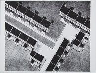 Housing Development, Dessau-Törten, 1926-1928
