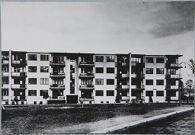 Housing Development, Karlsruhe-Dammerstock, 1928-1929