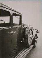 Adler Limousine, 1930-1933