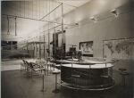 Werkbund Exhibition Paris, Room 1, Communal Rooms for a Ten-Story Apartment Building