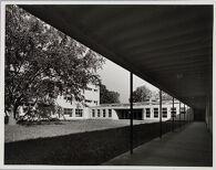 Village College, Impington, 1936-1939