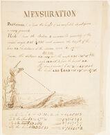 Mensuration, Problem VI