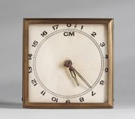 Flux Clock (Distance Traveled in mm)