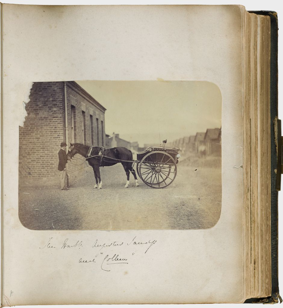 Untitled (The Honorable Augustus Sandys (1840-1904) And