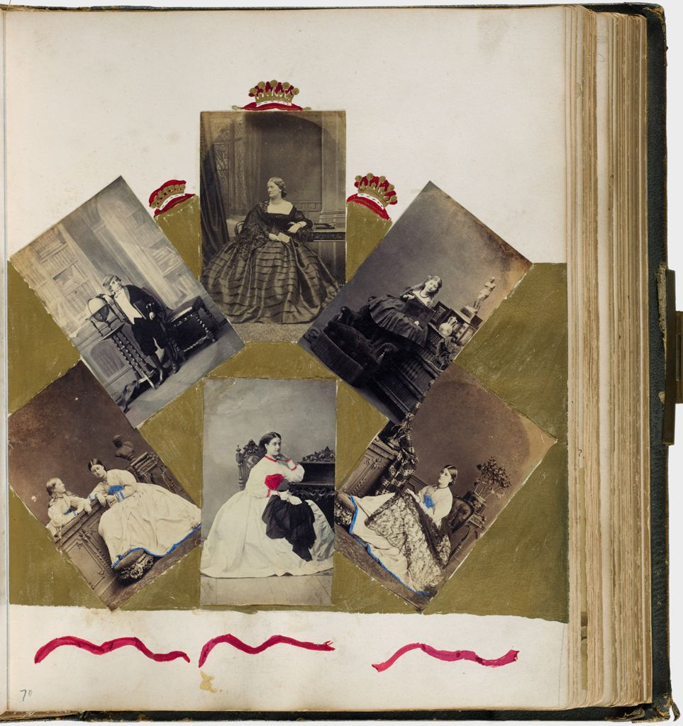 Untitled (Six Photographs Of Unidentified Sitters)