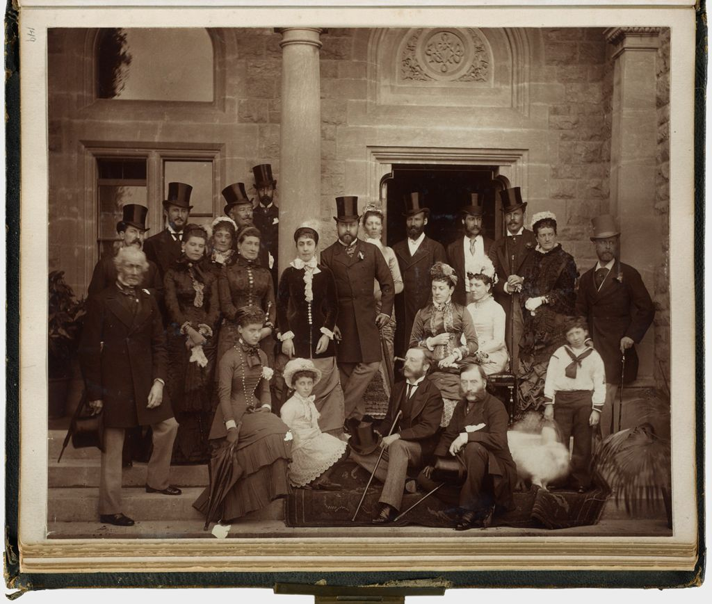Untitled (Group Photograph)