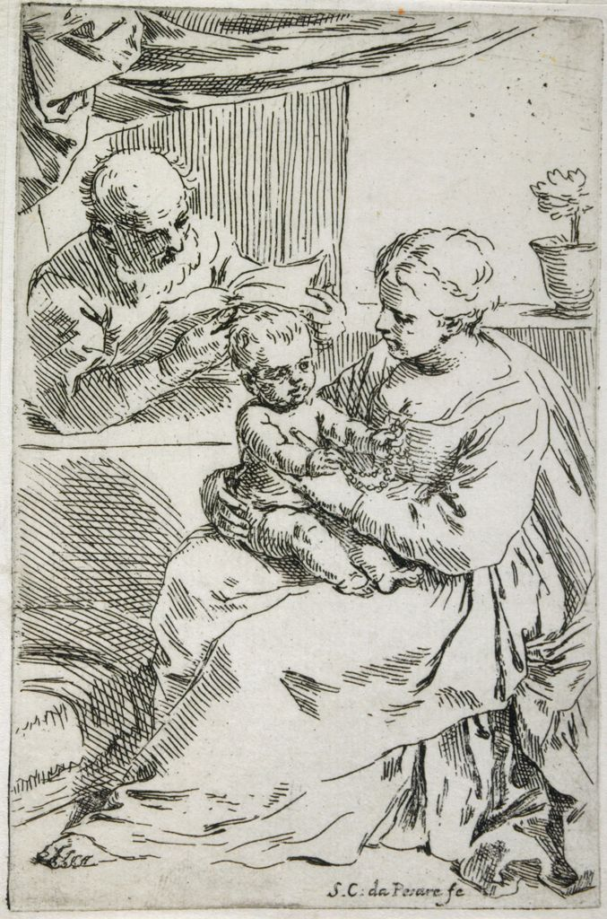 The Holy Family (