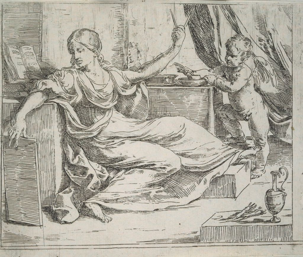 Allegory Of Learning
