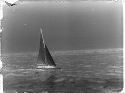 [Model Yacht, Deep, Baltic Coast]