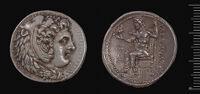 Tetradrachm Of Alexander The Great, Babylon