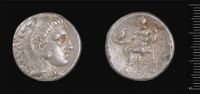 Tetradrachm Of Alexander The Great, Sardis