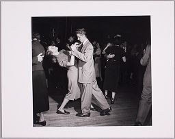 Untitled (Young Couple Dance, She Dips)