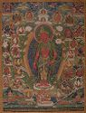 Red Avalokitesvara (Padmapani)