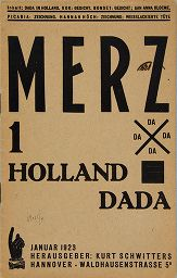 Merz 1. Holland Dada