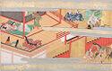 Illustrated Scroll Of Bunshō, The Honest Man (Bunshō Emaki)