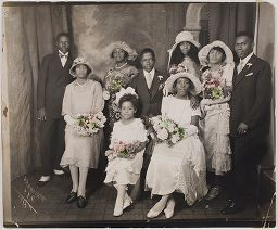 Untitled (Portrait Of Wedding Party, New York)