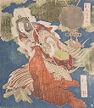 Ama No Uzume, No. 3 (Sono San) From The Series The Boulder Door Of Spring (Haru No Iwato)