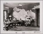 Untitled (army men w/ airplane mural, Middleton, Pennsylvania)