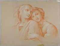 Two Muses, After