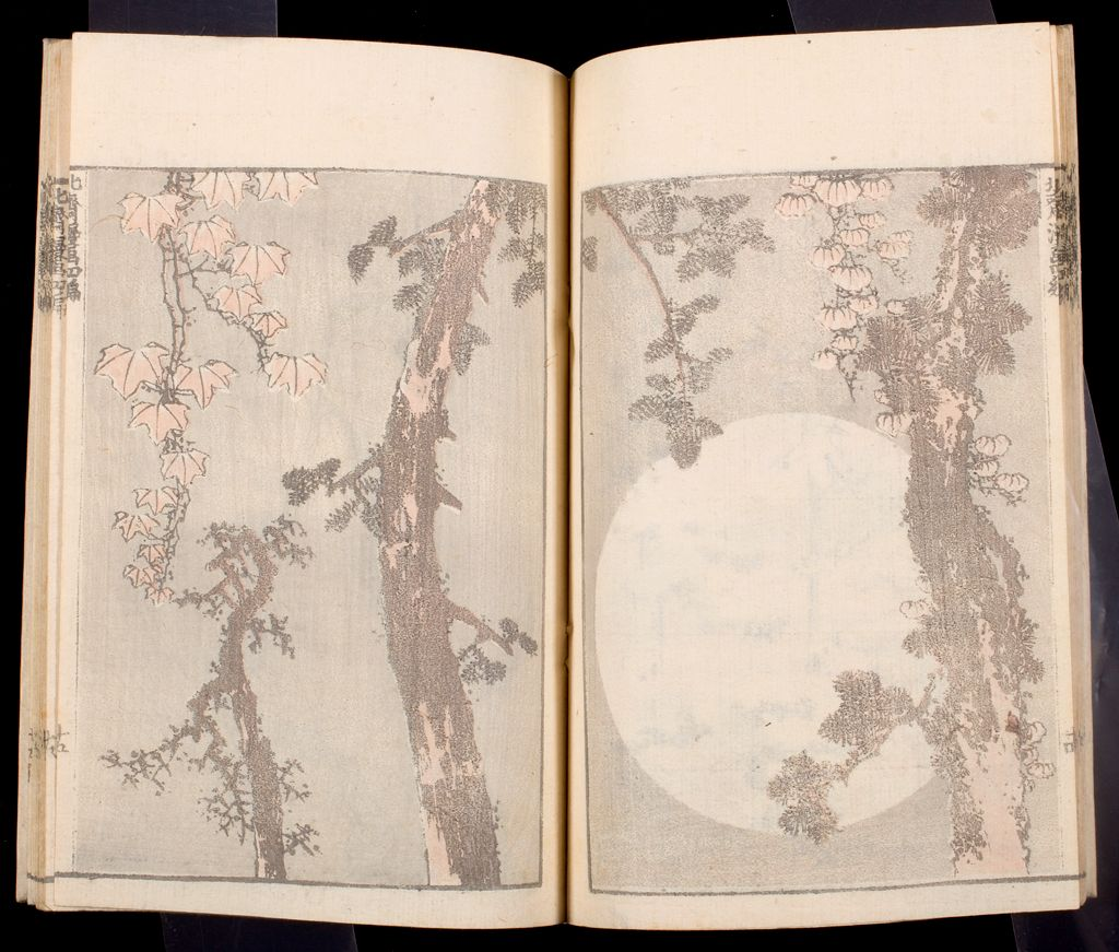 Hokusai Manga (Hokusai Sketchbooks), Vol. 4