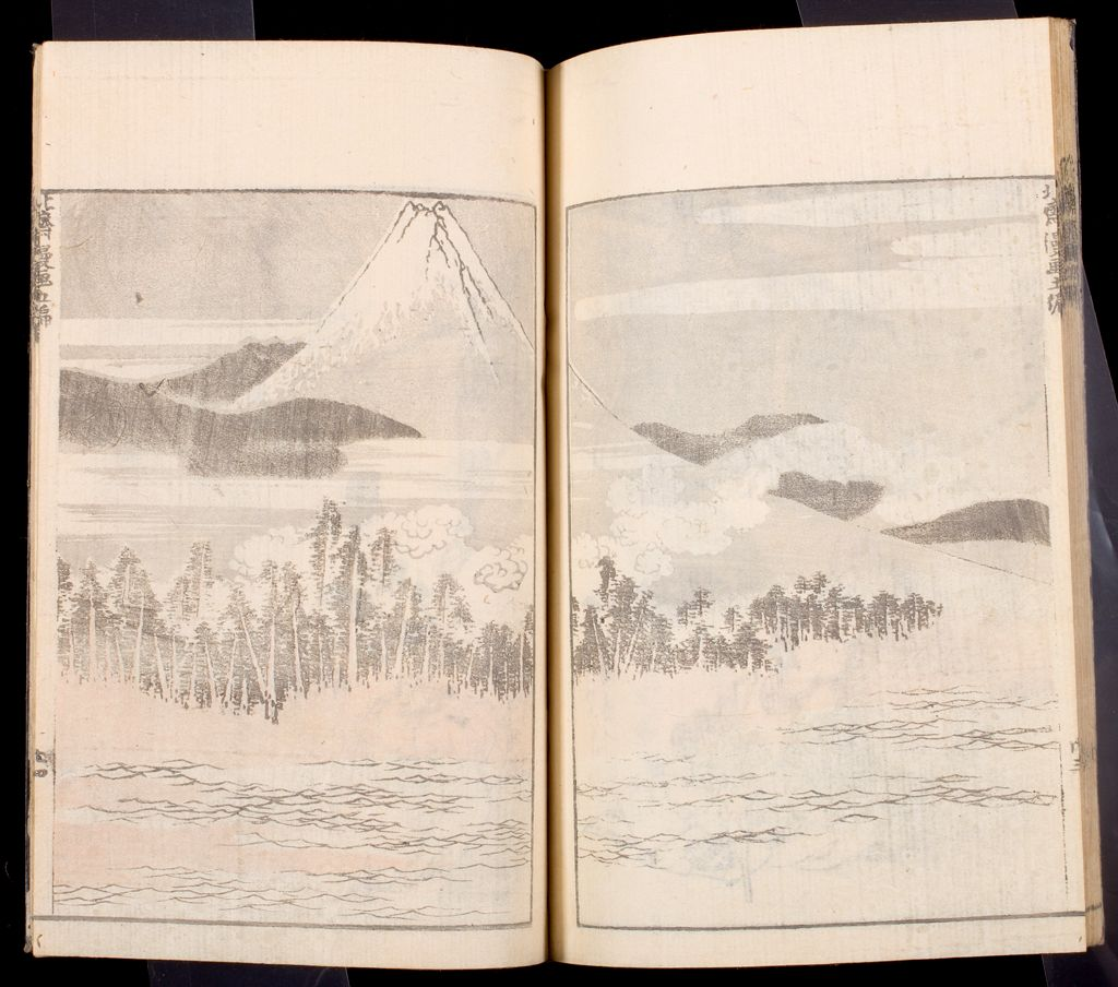 Hokusai Manga (Hokusai Sketchbooks), Vol. 5