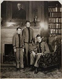 Untitled (Military School Boys)