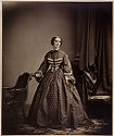 Elizabeth Hamilton Halleck (Wife Of General Henry Wager Halleck)