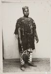 Untitled (studio portrait, Malian griot)
