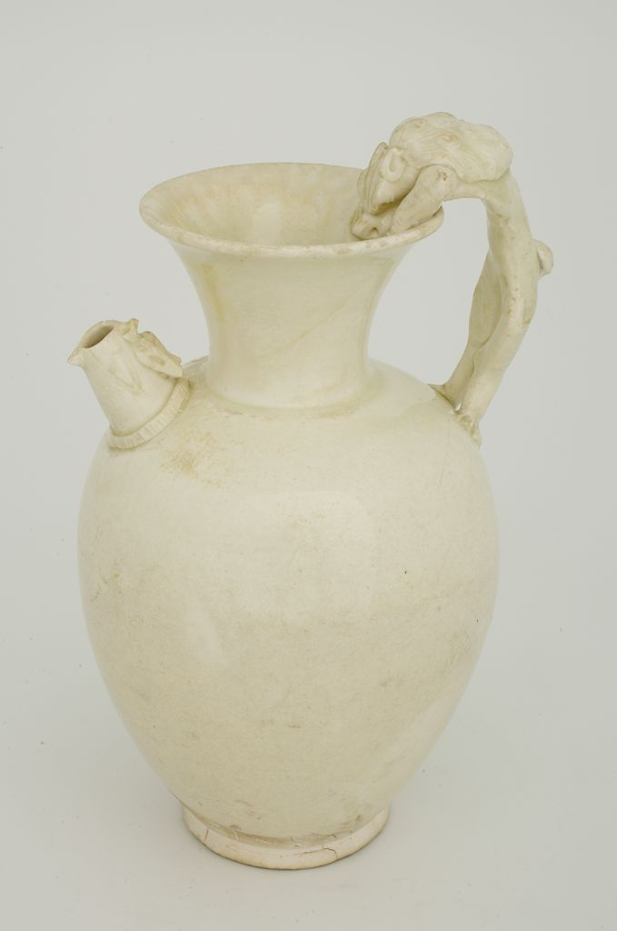 From The Harvard Art Museums Collections Ewer With Short Flaring