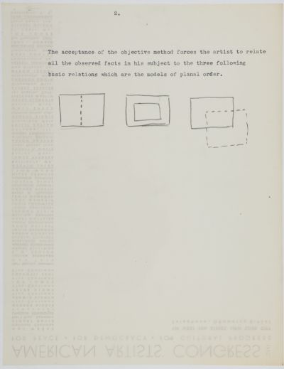 Planal Order Diagrams